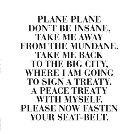 Plane/Talea cover artwork