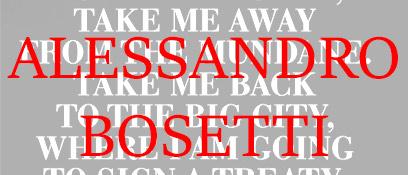 Alessandro Bosetti