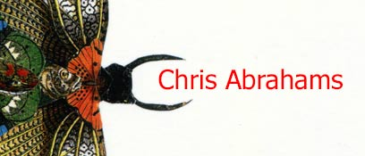 Chris Abrahams