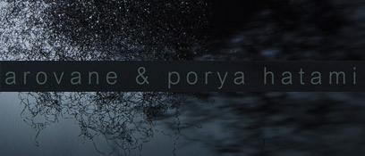 Arovane / Porya Hatami
