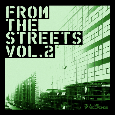 From The Streets vol.2 - cover artwork
