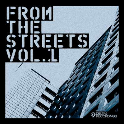 From The Streets vol.1 - cover artwork