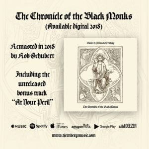 The Chronicle of the Black Monks (Remastered) by Daniel & Mikael Tjernberg is out now