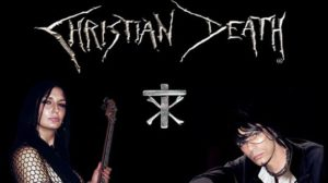 Gothic/Death Rock Legends Christian Death Announce USA East Coast Tour Dates