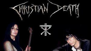 Gothic/Death Rock Legends Christian Death Announce USA East Coast Tour Dates