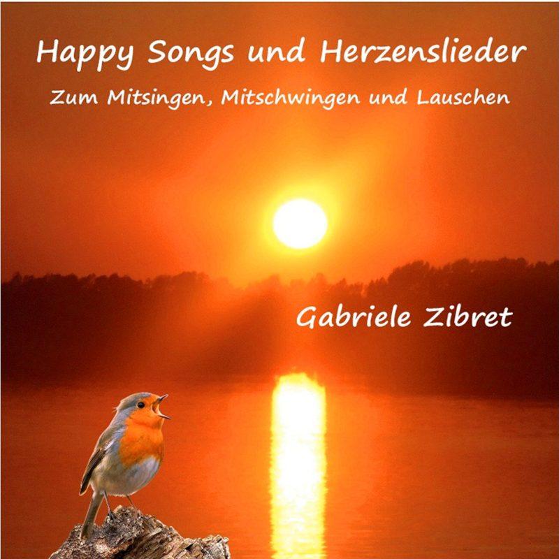 Gabriele Zibret - Happy Songs und Herzenslieder (Spheric Music)