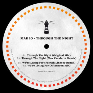 Fwd: release: Mar io/Patrick Lindsey/Max Cavalerra - Vinyl EP - Through The Night
