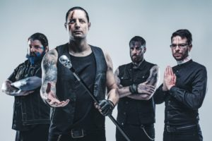 """Industrial/Rock Band PORN Reveals Their New Video, """"EVIL SIX EVIL.'"""