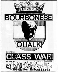 BQ - Class War