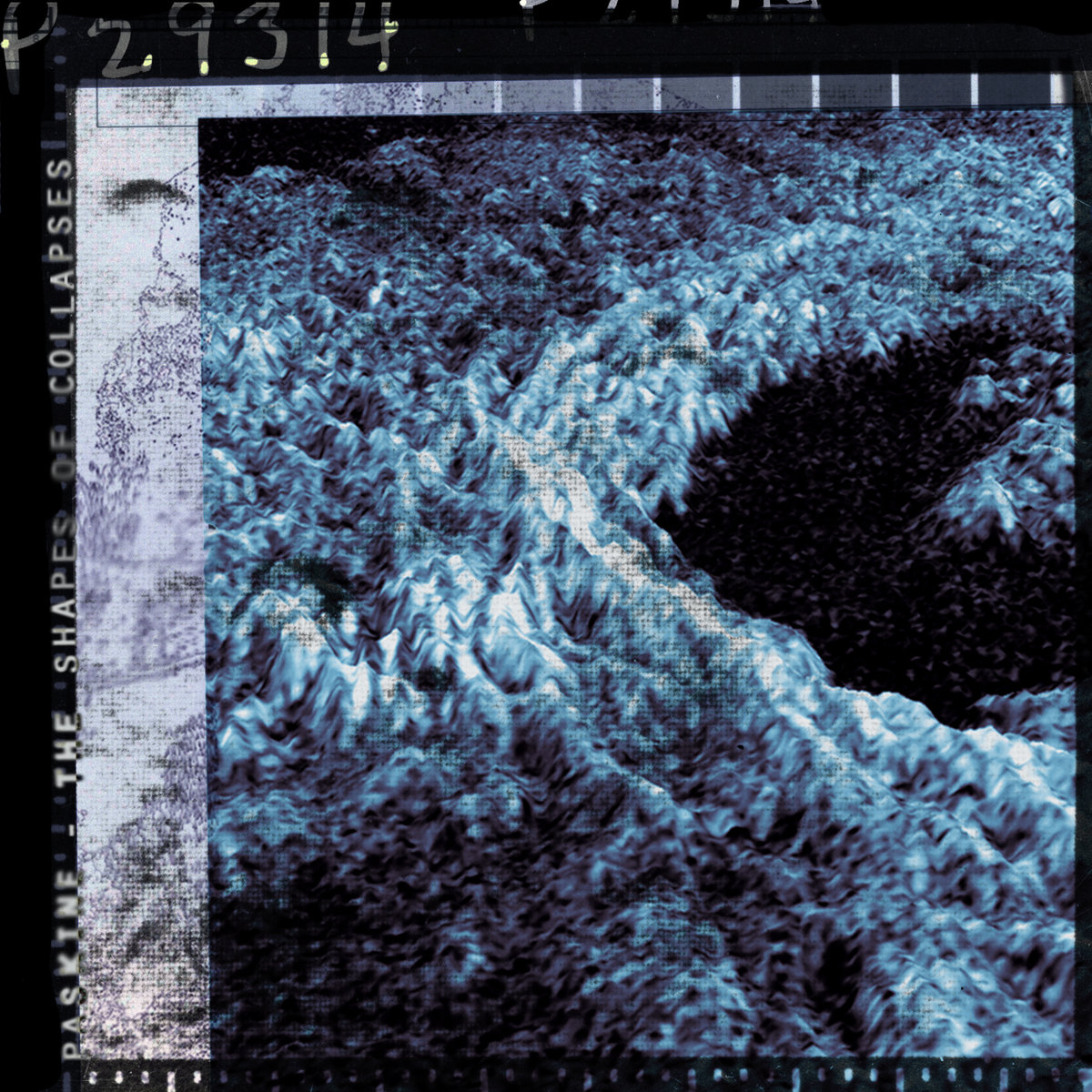VoxxoV Records' new release is a CD Album 'THE SHAPES OF COLLAPSES' by Paskine