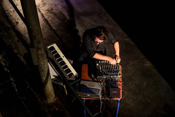 Nicolas Wiese - courtesy of Oliver Ruhnke
