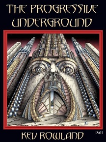 The Progressive Underground, Volume 1 book is being released