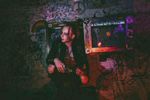 "JUSTIN ‡ SYMBOL (aka STAR DADDY) Releases Live Video for ""End Times"""